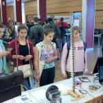 Arduino Hannover Geschicklichkeitsspiel