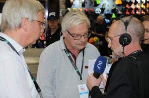 Maker Faire Berlin - Interview Deutschlandradio