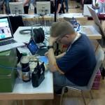 Arduino Hannover klappt gerade nicht