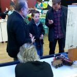 Arduino Hanover WoodWalker