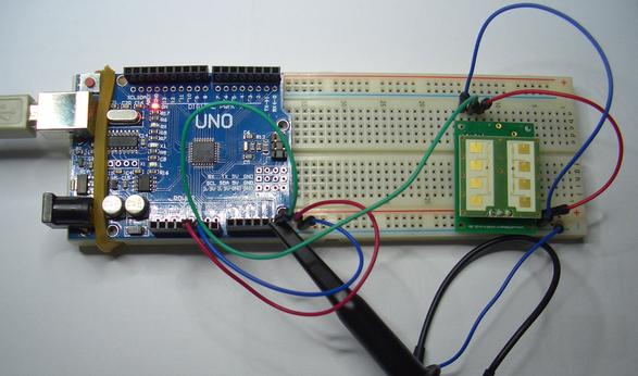 Mein paketu u ein ipm radarsensor arduino hannover