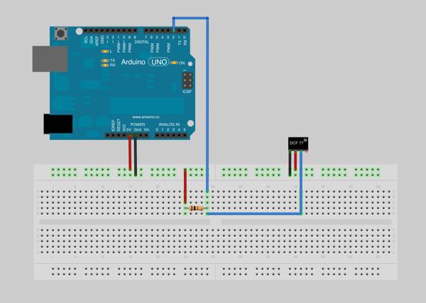 DCF77 Arduino