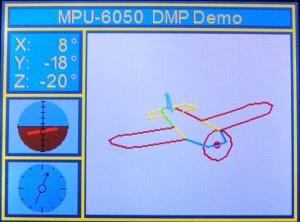 gyroscope mpu 6050 arduino hannoverarduino hannover. Black Bedroom Furniture Sets. Home Design Ideas