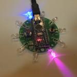 Maker Faire Projekt LED-Chaser
